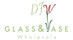 DFW Glass Vase Wholesale