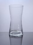 "Gathering Hour Glass Vase 4.5"" x 9"", 12 p/c"