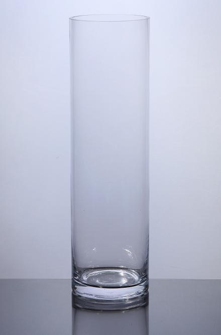 Pc412 Cylinder Glass Vase 4 X 12 12 Pc Cylinder Glass Vases