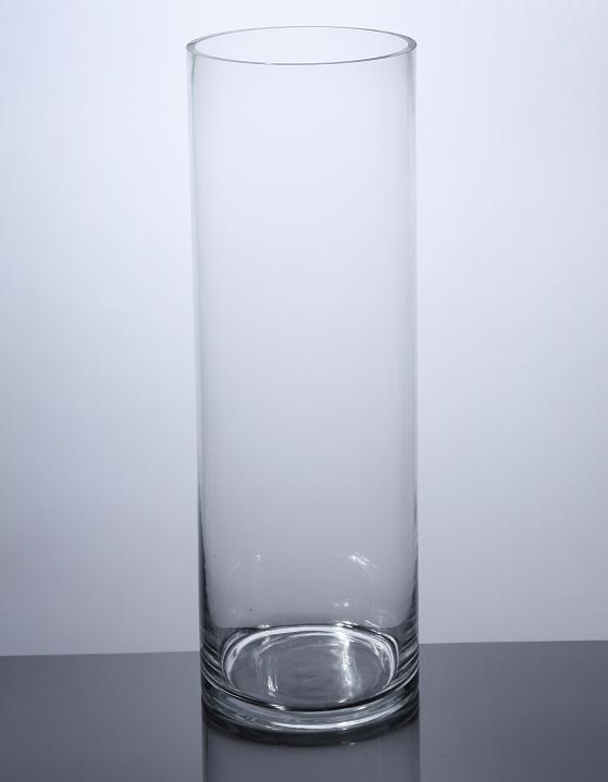 Pc824 Cylinder Glass Vase 8 X 24 4 Pc Cylinder Glass Vases