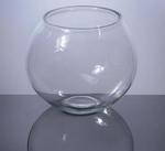 "Bubble Bowl Glass Vase 5.5"" x 6"", 8 p/c"