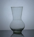 "Bulb Glass Vase Special- Open 4"" x 9"""