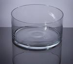"Pan Glass Vase 8"" x 4"", 8 p/c"