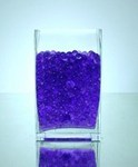 Purple Jelly Decor Dozen Packs