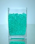 Teal Jelly Decor Dozen Packs