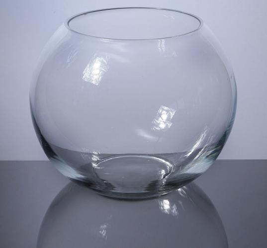 Pzf1008 Bubble Bowl Glass Vase 6 X 8 4 Pc Pan Bubble Bowl Vases