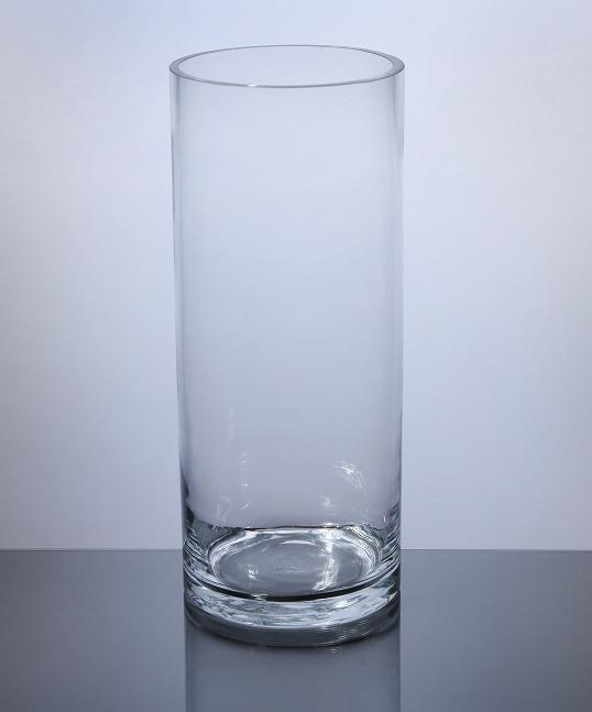 Pc512 Cylinder Glass Vase 5 Quot X 12 Quot 6 P C Cylinder Glass Vases