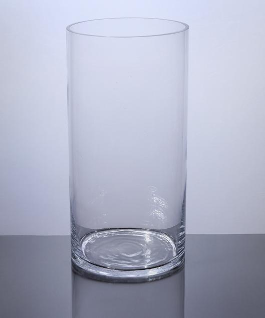 Pc612 Cylinder Glass Vase 6 Quot X 12 Quot 6 P C Cylinder Glass