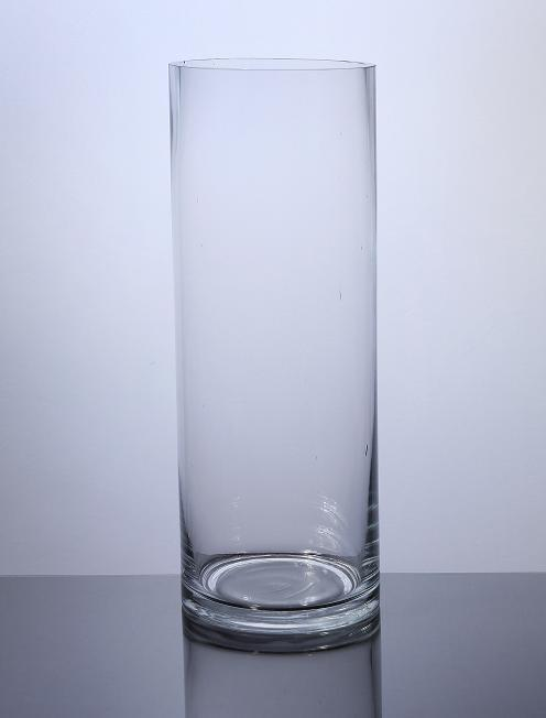 Pc614 Cylinder Glass Vase 6 X 14 6 Pc Cylinder Glass Vases