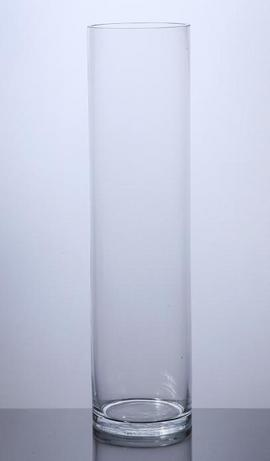 Pc414 Cylinder Glass Vase 4 Quot X 14 Quot 12 P C Cylinder Glass Vases