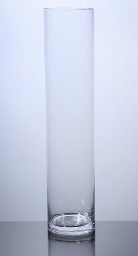 Pc416 Cylinder Glass Vase 4 Quot X 16 Quot 12 P C Cylinder Glass Vases